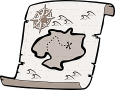 treasure-map-153425__180