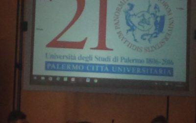 L'outil DIAG 26 000 présenté l'université de Palerme – Sicile