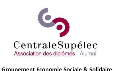 Les groupements ESS, IDD et Ethique des Alumnis CentraleSupelec lancent leur Action Tank