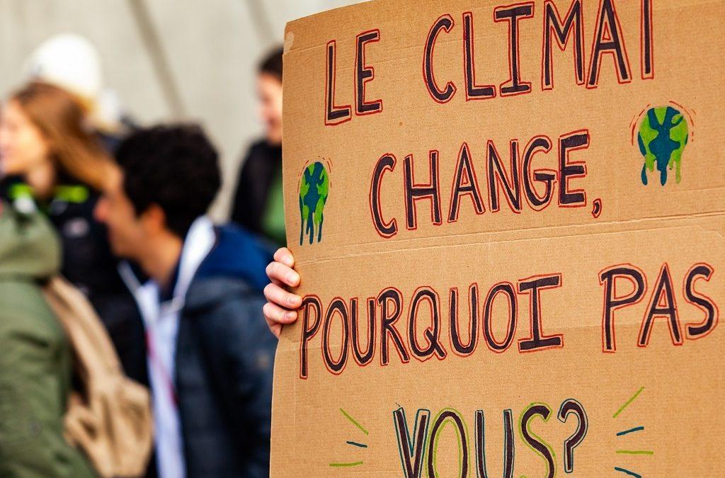 Controverses autour de la loi Climat