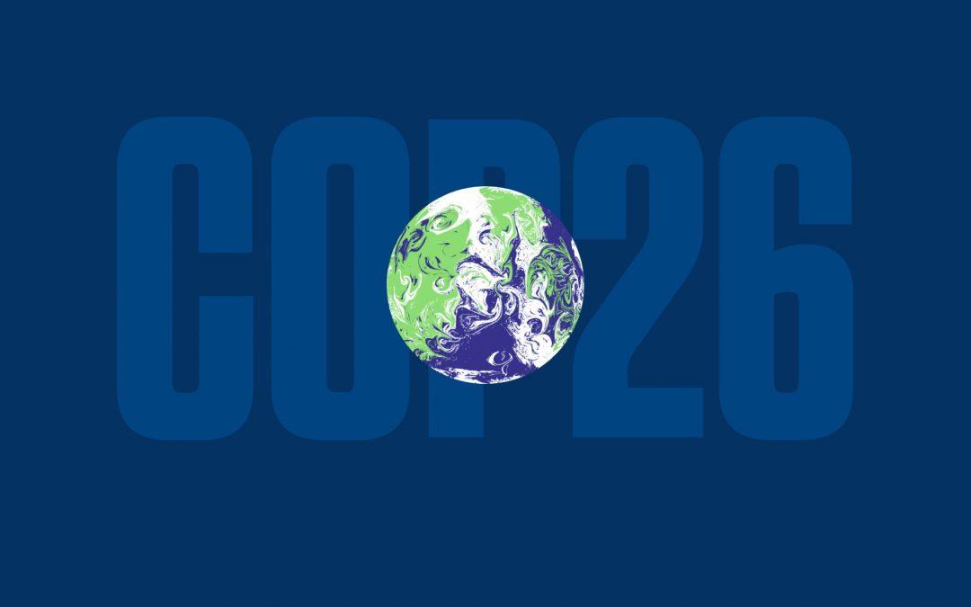 La COP26 aura-t-elle un lieu ?
